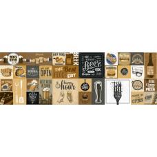 Eliane 30x90 Extra Patchwork Cartaz Br [m²]