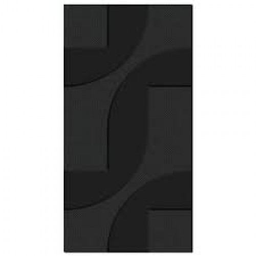 Revestimento Savane Enigma Darck Retificado Preto 38x74 [m²]